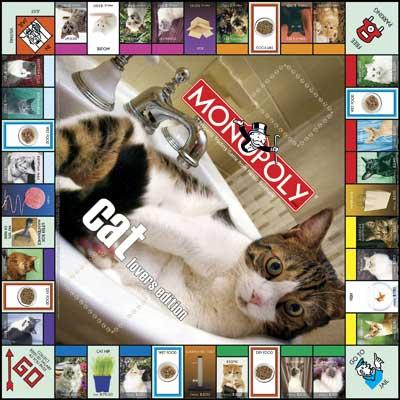 Monopoly comes in many variations to cater for every interest