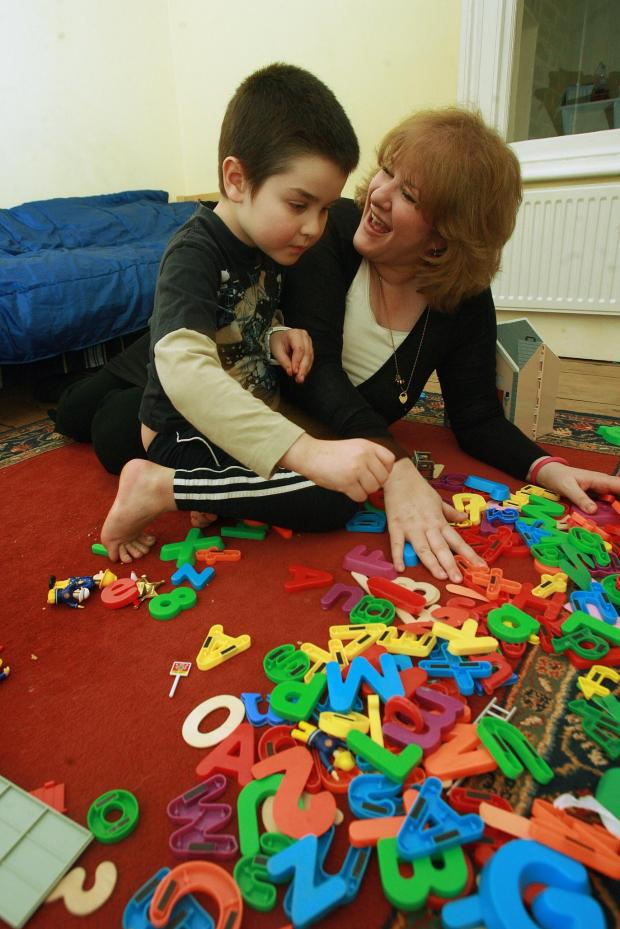 Incalcuable loss: Markfield is a valuable resource for Sam, 6, and his mother but now under threat