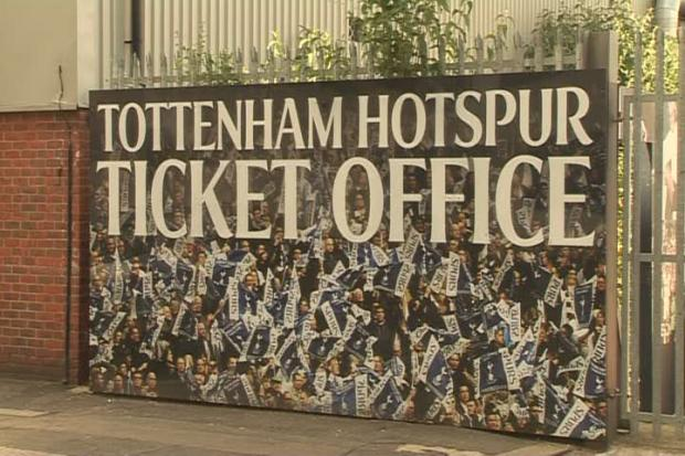 Tottenham Hotspur deny clamping down on ticker coordinator @HotspurTickers on Twitter