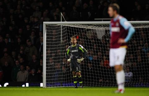 Robert Green is out of contract this summer: Action Images
