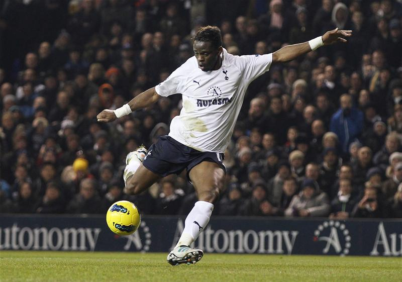 Louis Saha could line up against Germany for France next week. Picture: Action Images