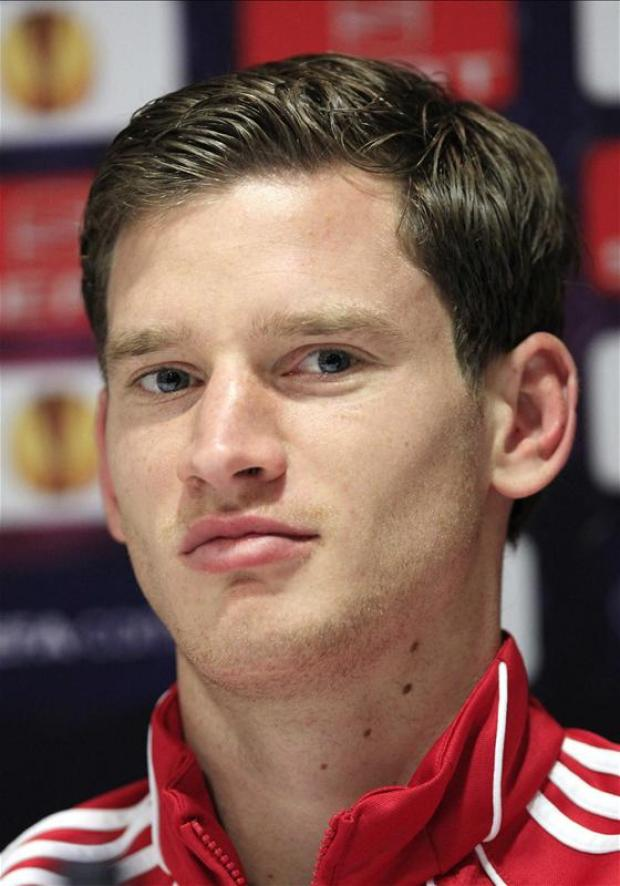 Spurs and Ajax are yet to agree a fee for Jan Vertonghen. Picture: Action Images