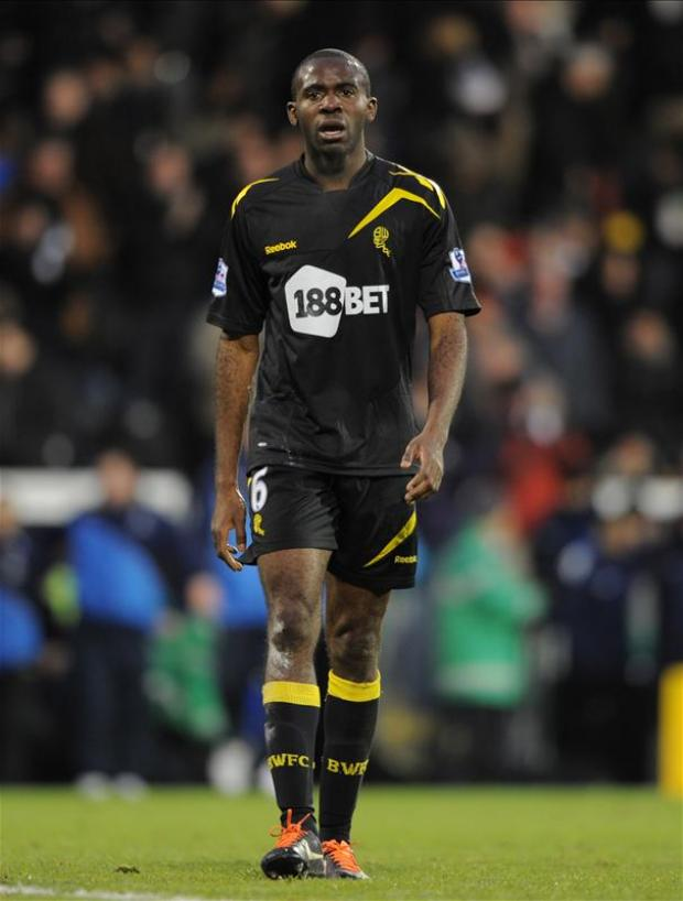 Fabrice Muamba will attend tomorrow night's match. Picture: Action Images