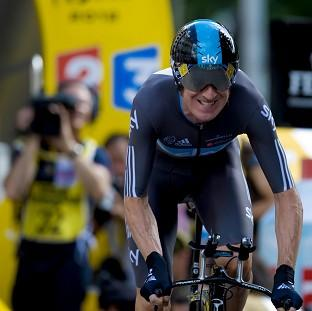 Team Sky principal Dave Brailsford cautious over Bradley Wiggins' Tour de France chances