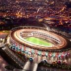VENUE: The Olympic Stadium, focal point of London 2012