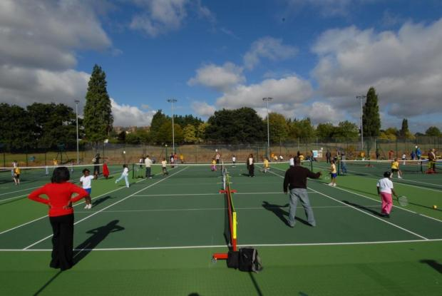 Tennis club gets boost following Olympic success
