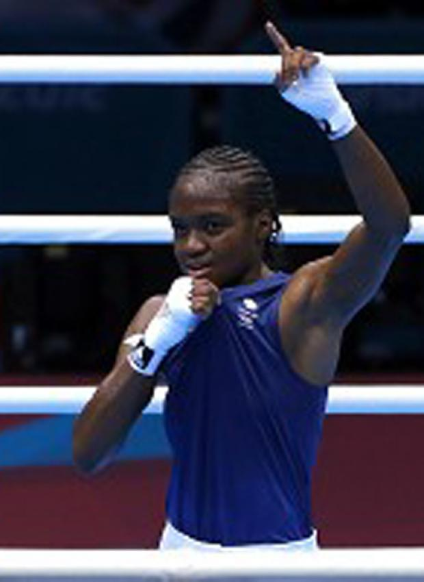 Haringey Community Police Club star Nicola Adams tells of her joy after becoming London 2012 Olympic champion