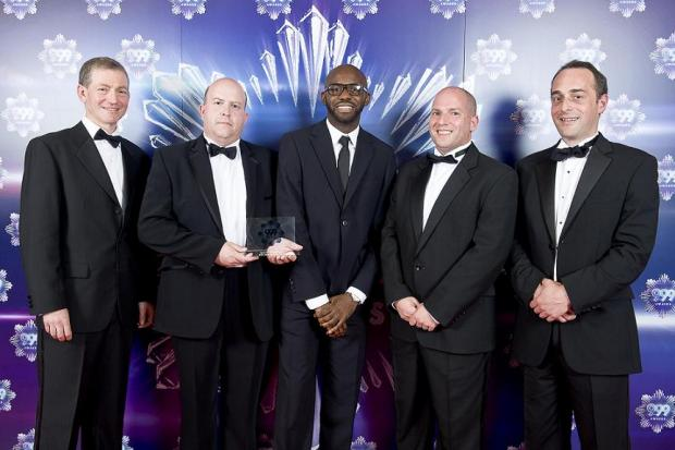 Muamba's paramedics rewarded at BBC 999 Awards for saving his life
