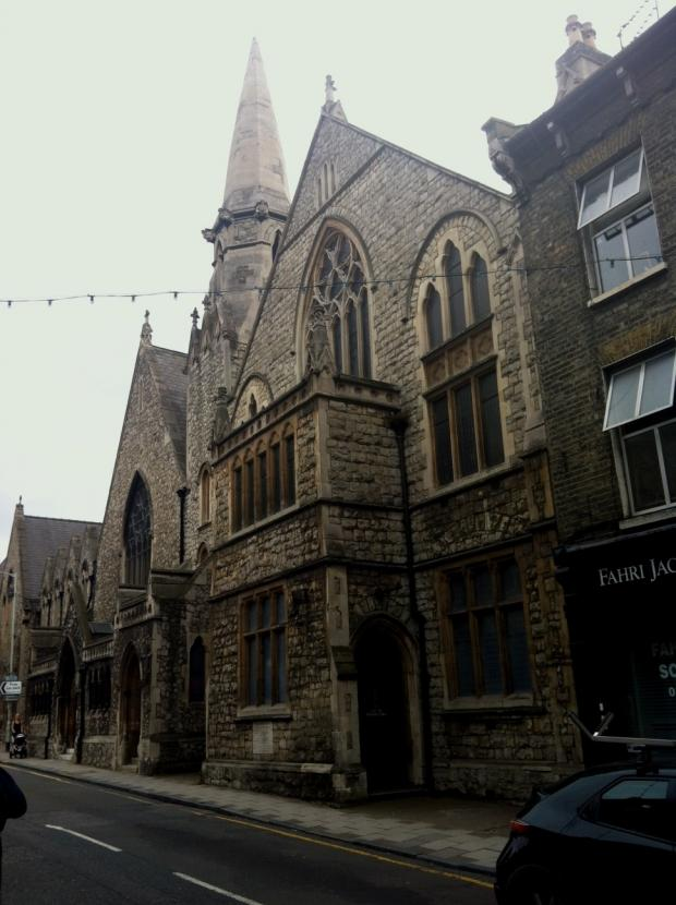 The Church Studios, in Crouch Hill