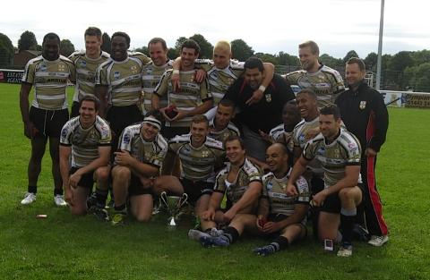 London Skolars Reserves won the Harry Jepson Trophy for the first time