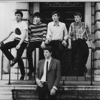Walthamstow band The Beaucrees, pictured in the early 1960s.