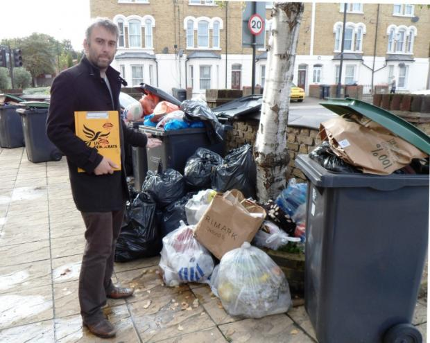 'One-size-fits-all waste policy not working' says councillor