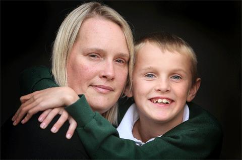 'There is always hope' says mum raising money for son's life saving treatment