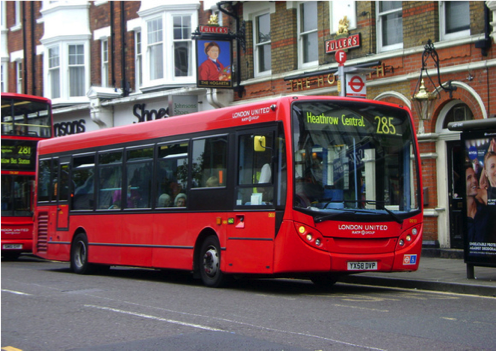 Disruption to buses due to Wood Green works