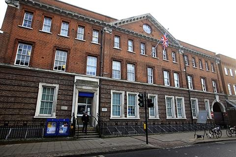 Tottenham Police Station in High Road will have its opening hours cut under proposals