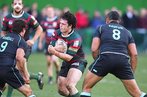 London Skolars will keep Louis Robinson at the club next season: Gary Baker