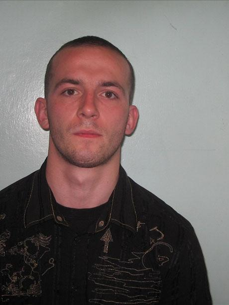 Krystzof Pedzik, 25. is wanted in relation to a burglary in Muswell Hill and an attempted burglary in Noel Park