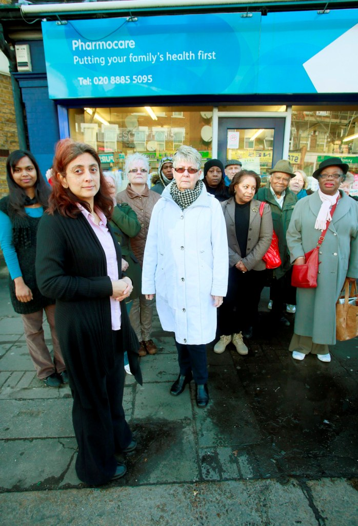 Anger at plans for 100-hour pharmacy