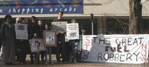 Campaigners call for action over fuel poverty