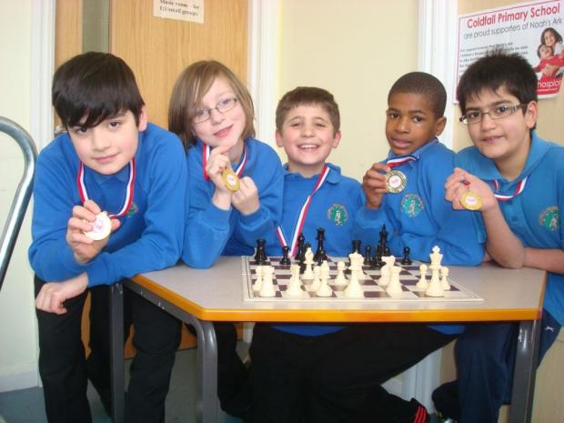 School chess team into finals of national competition
