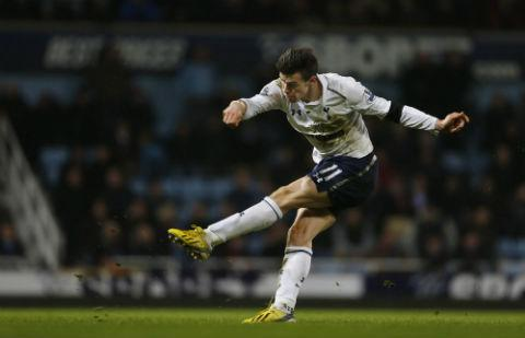 Bale produced a moment of sheer brilliance with a 30-yard strike that fizzed past the seemingly unbeatable Jaaskerlainen in the last minute