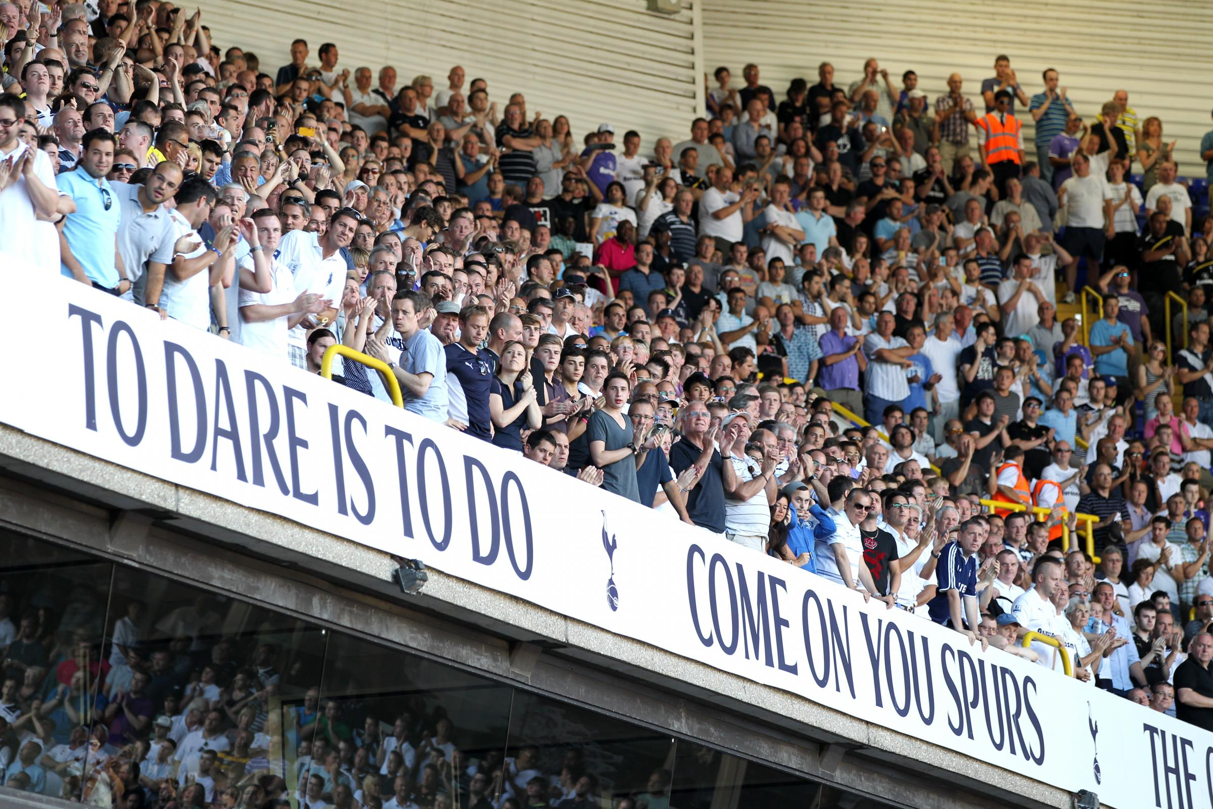 Spurs reiterate 'strong' stance against ticket touting