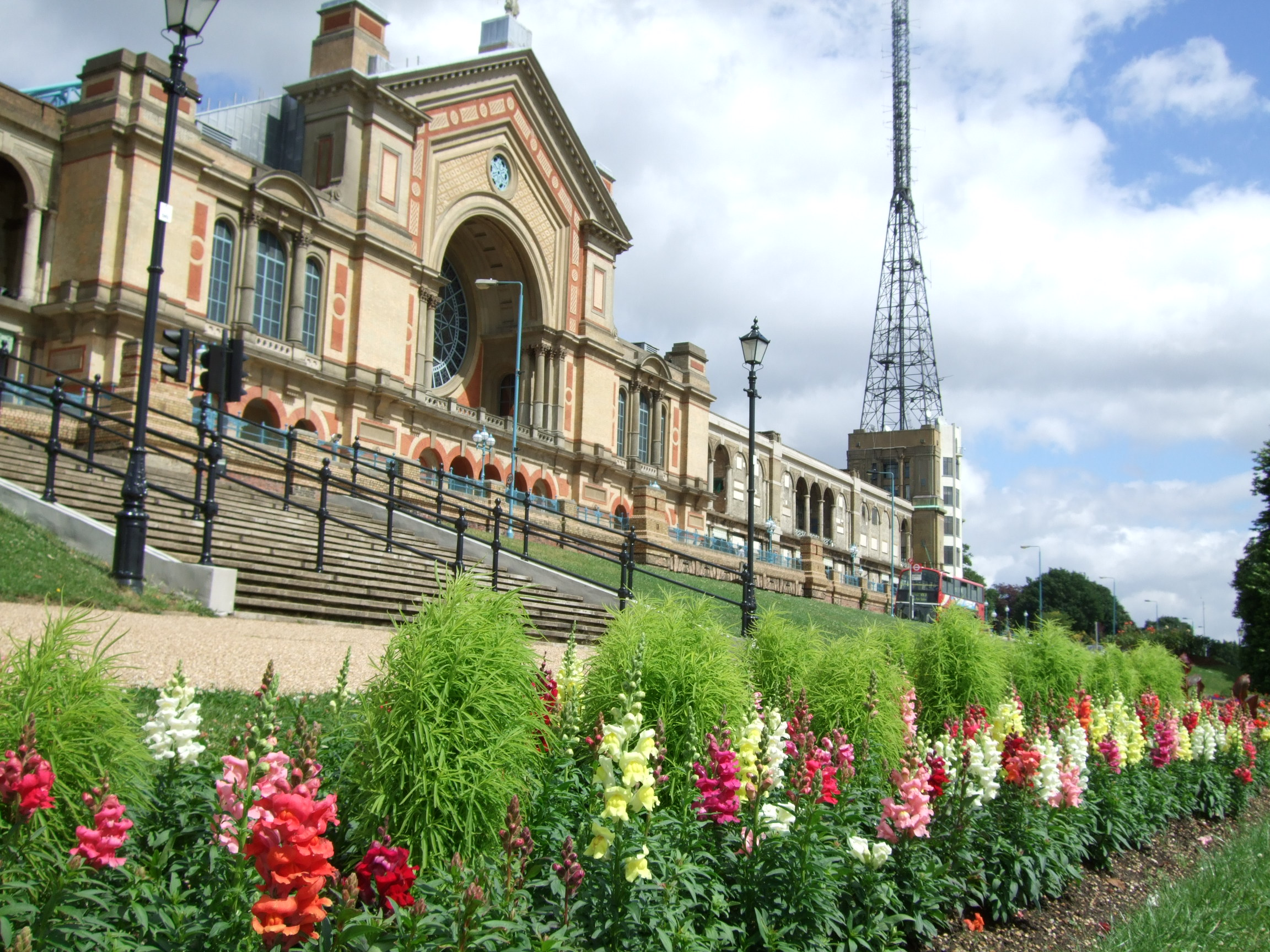 Chief exec talks about future of Ally Pally
