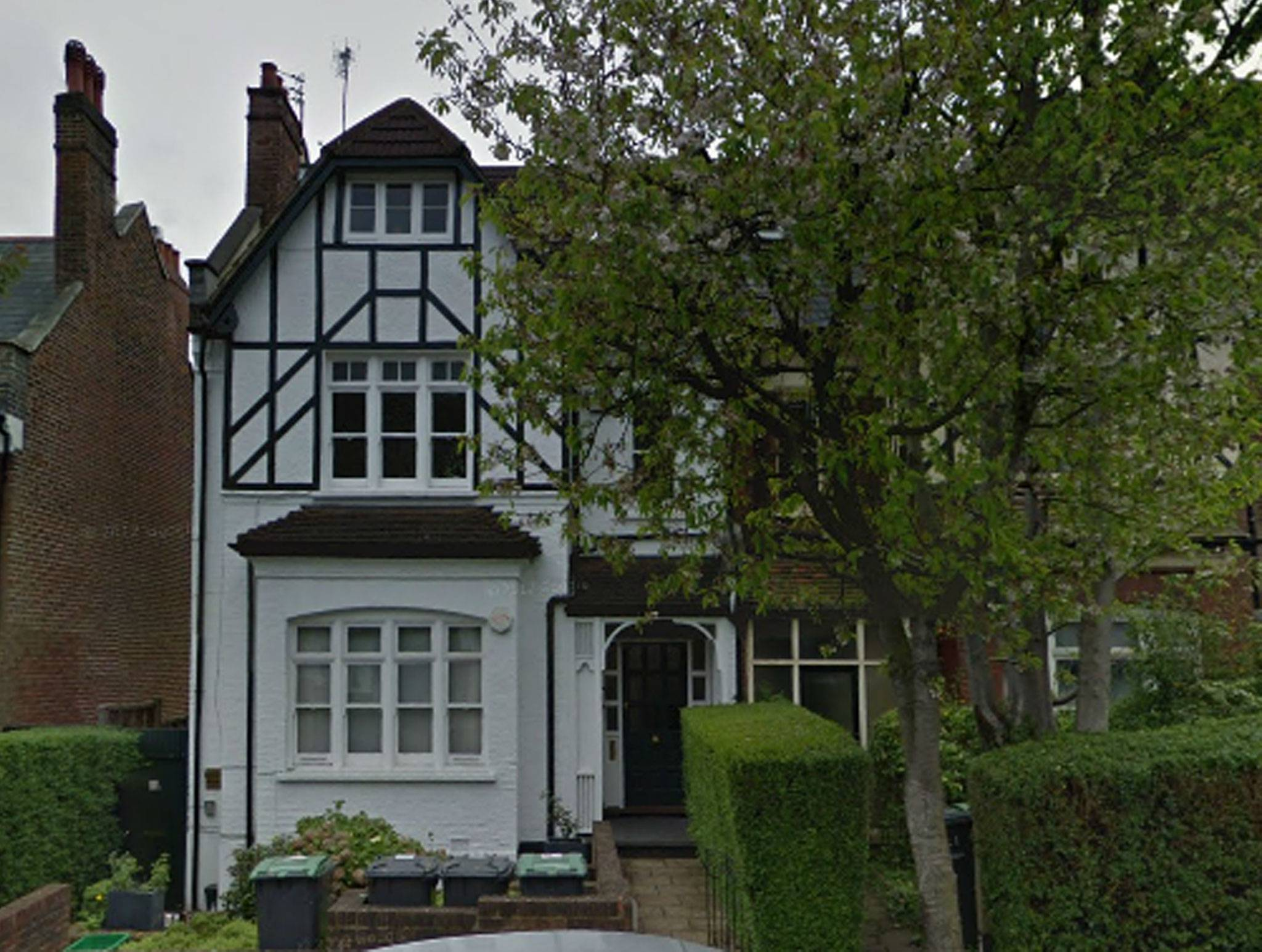 Flat where serial killer hid body parts put up for sale