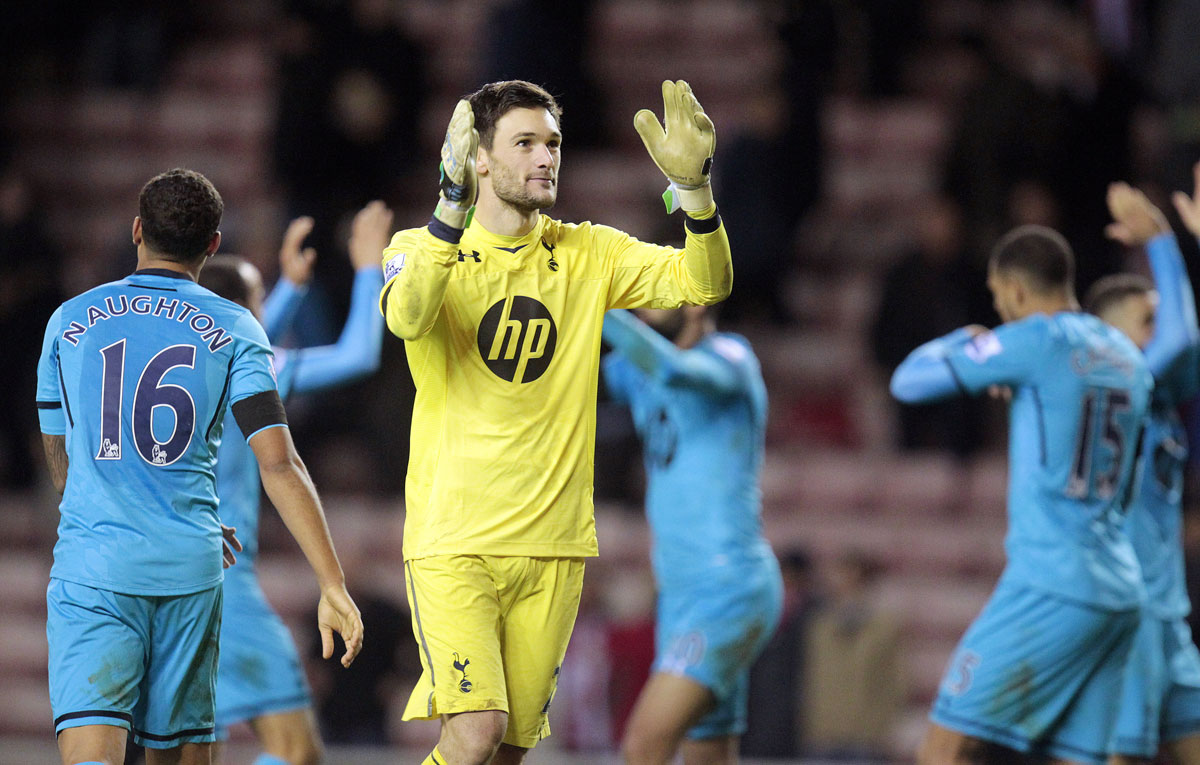 Hugo Lloris could be succeeded by Ben Foster this summer. Pi