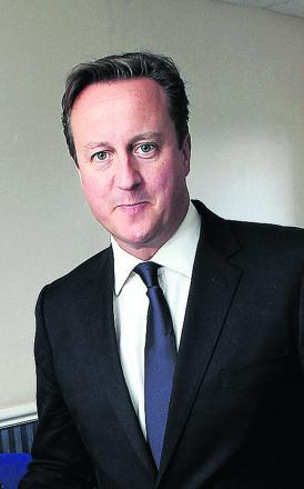 Prime Minister David Cameron calls for calm after a jury found Mark Duggan's shooting by police lawful