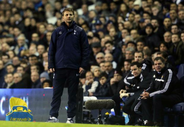 Haringey Independent: Tim Sherwood looks set to leave Spurs this summer. Picture: Action Images