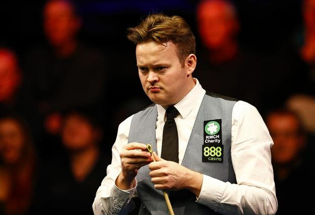 Shaun Murphy has undergone a strict diet to try and boost his career: Action Images