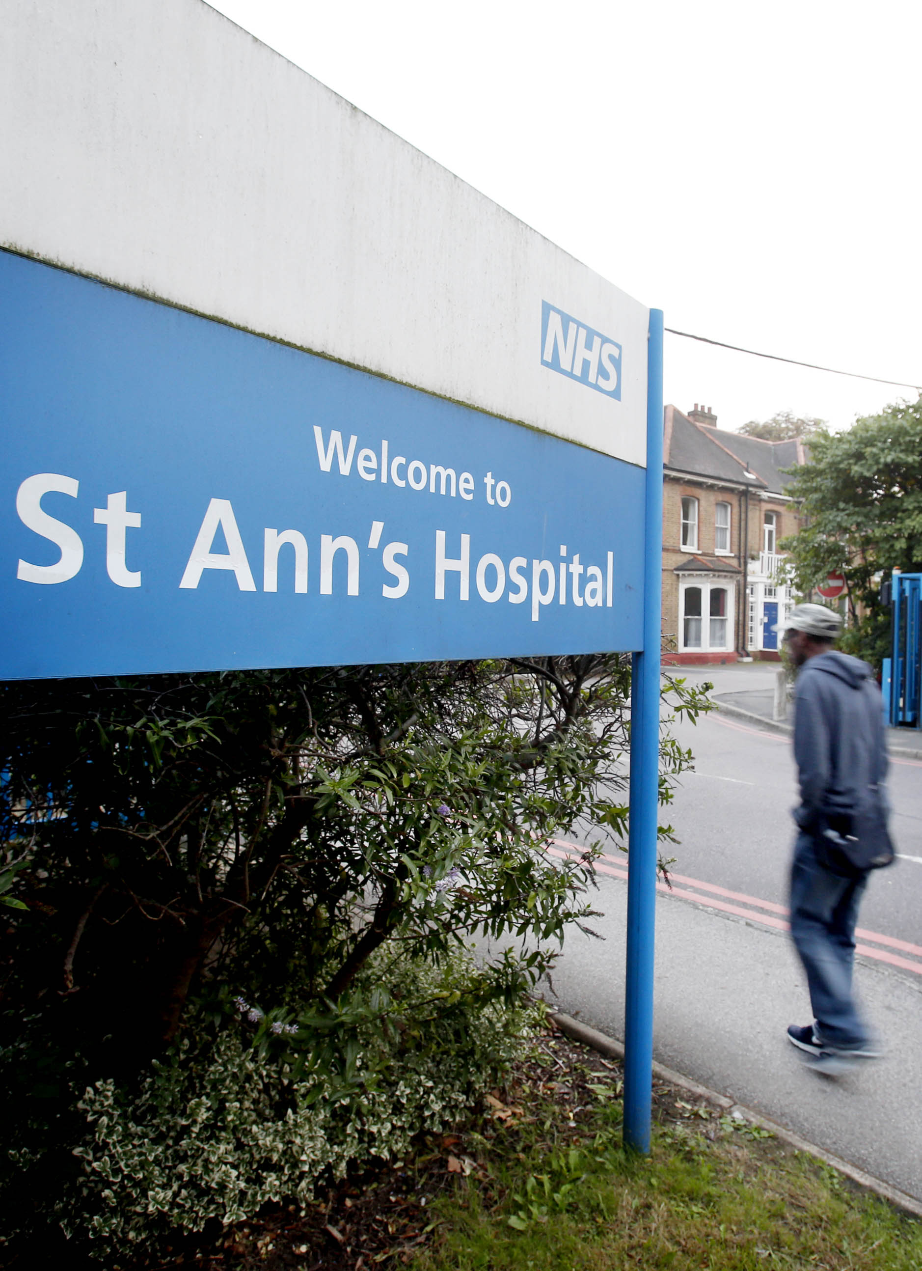 Up to 470 flats and houses will be built on the St Ann's Hospital site