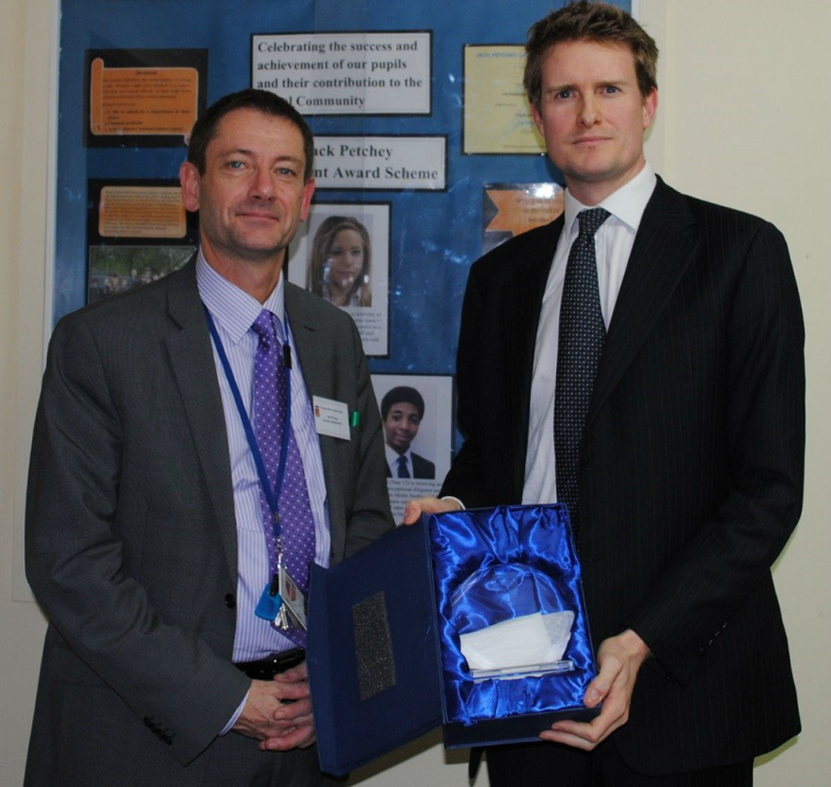 Tristan Hunt MP, the shadow education secretary, praised the exe