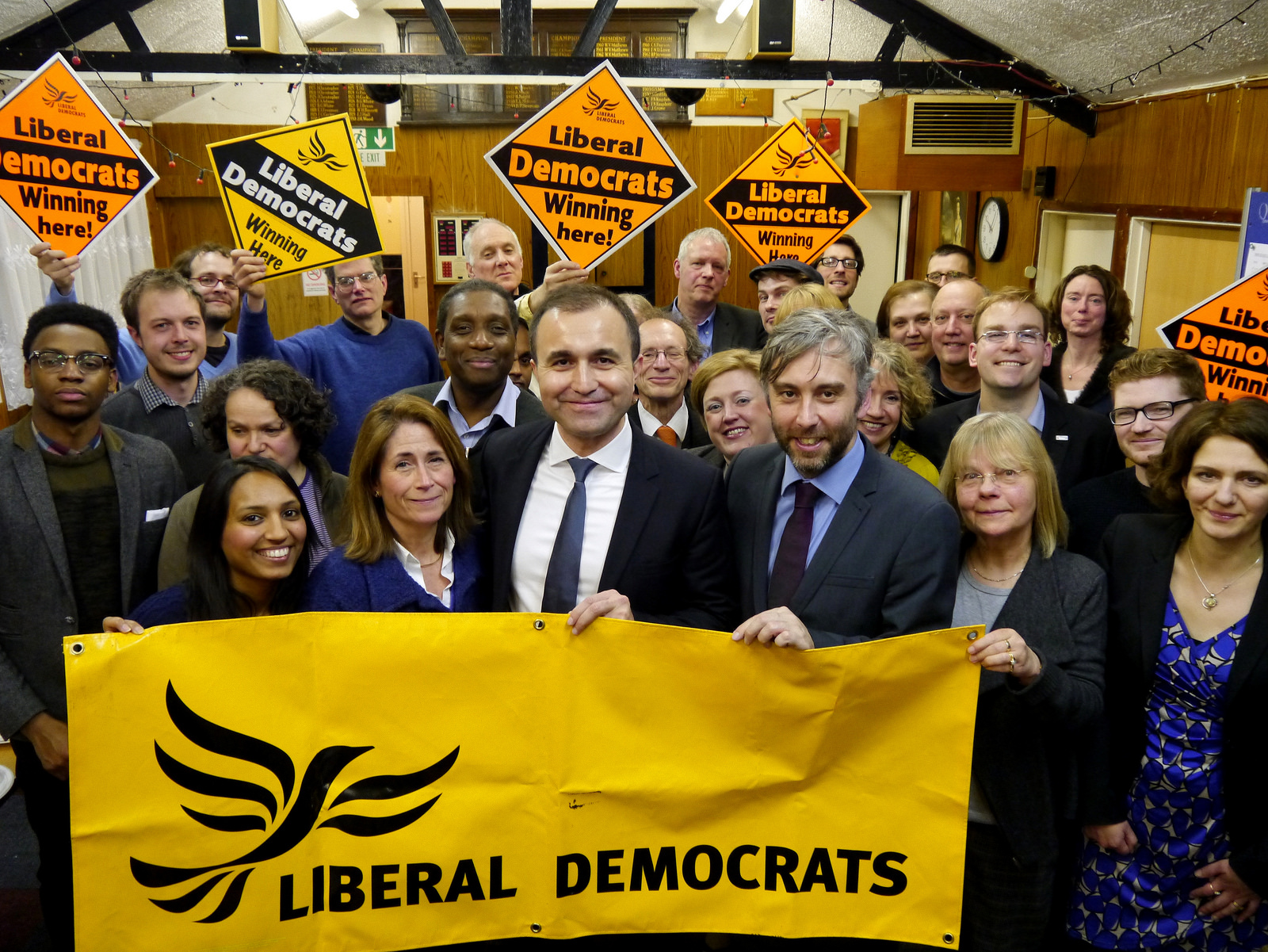 Haringey's Liberal Democrats gear up for this summer's council elections