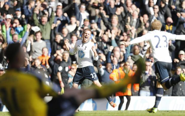 Haringey Independent: Sigurdsson's 93rd minute winner lifted the roof off White Hart Lane