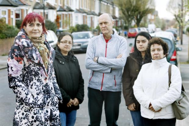 Residents in Bounds Green take stand against crime