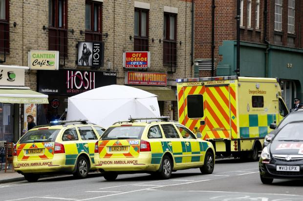 Haringey Independent: Staff at the beauty salon tried to revive the man but he was pronounced dead at the scene