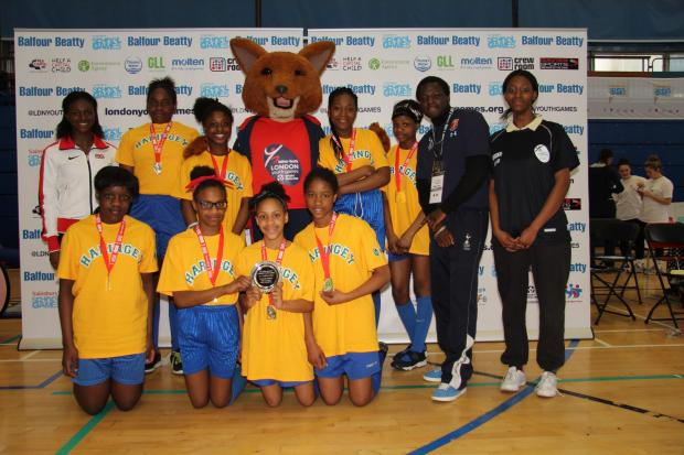 Haringey Independent: Haringey win the Schools Shield at the London Youth Games