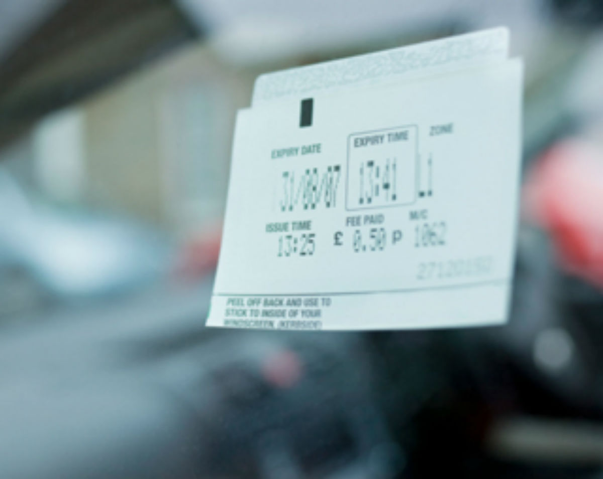 Parking ticket issued every three minutes in Haringey
