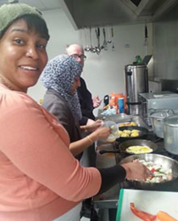 Haringey Independent: A group of Haringey mothers became master chefs after successfully completing a five-week healthy