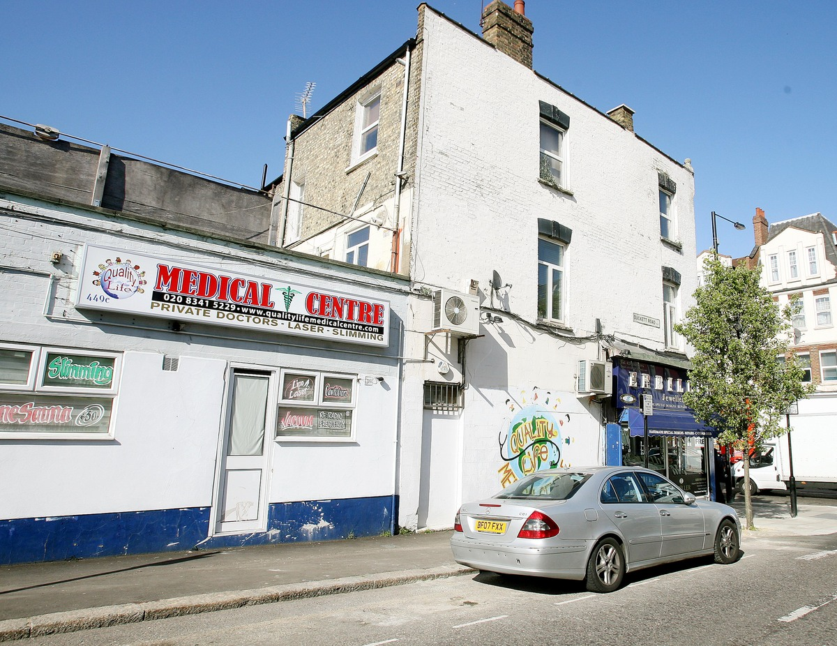 Quality Life Medical Centre, in Green Lanes, failed to meet three of the five minimum requirements set by the Care Quality Commission