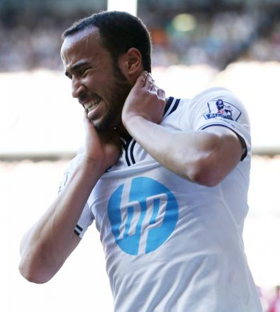Townsend has been left frustrated at his lack of first team action since returning from injury in February