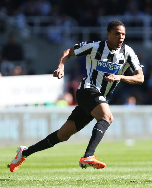 Haringey Independent: Loic Remy's loan deal at Newcastle finishes at the end of the season. Picture: Action Images