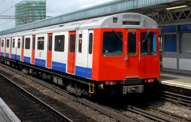 Tube drivers on strike today