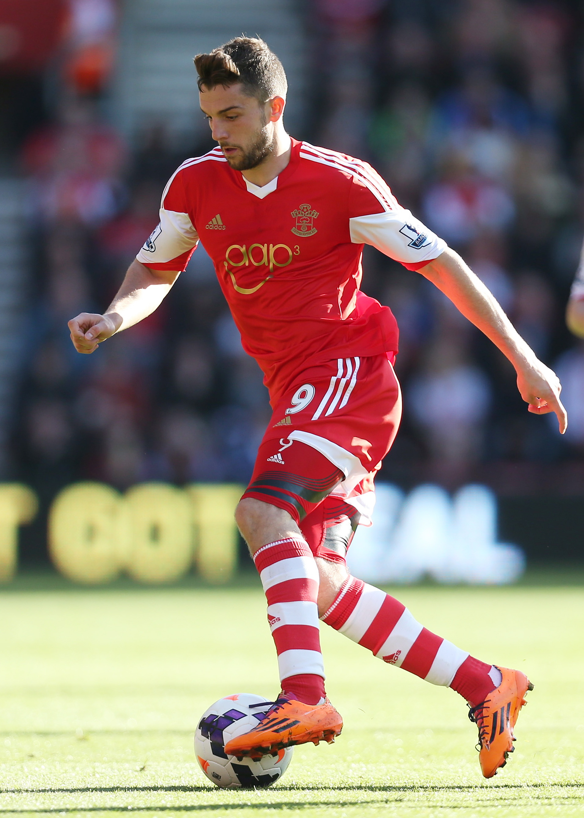 Jay Rodriguez has scored 21 league goals in two seasons for Southampton. Picture: Action Images