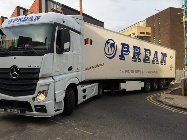 The second trapped HGV