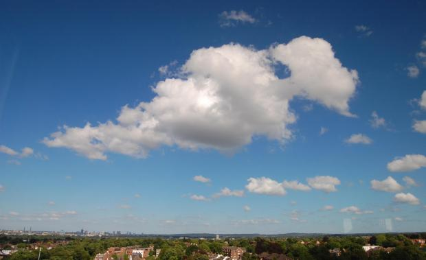 Celebration of 'cloud namer' to take place today