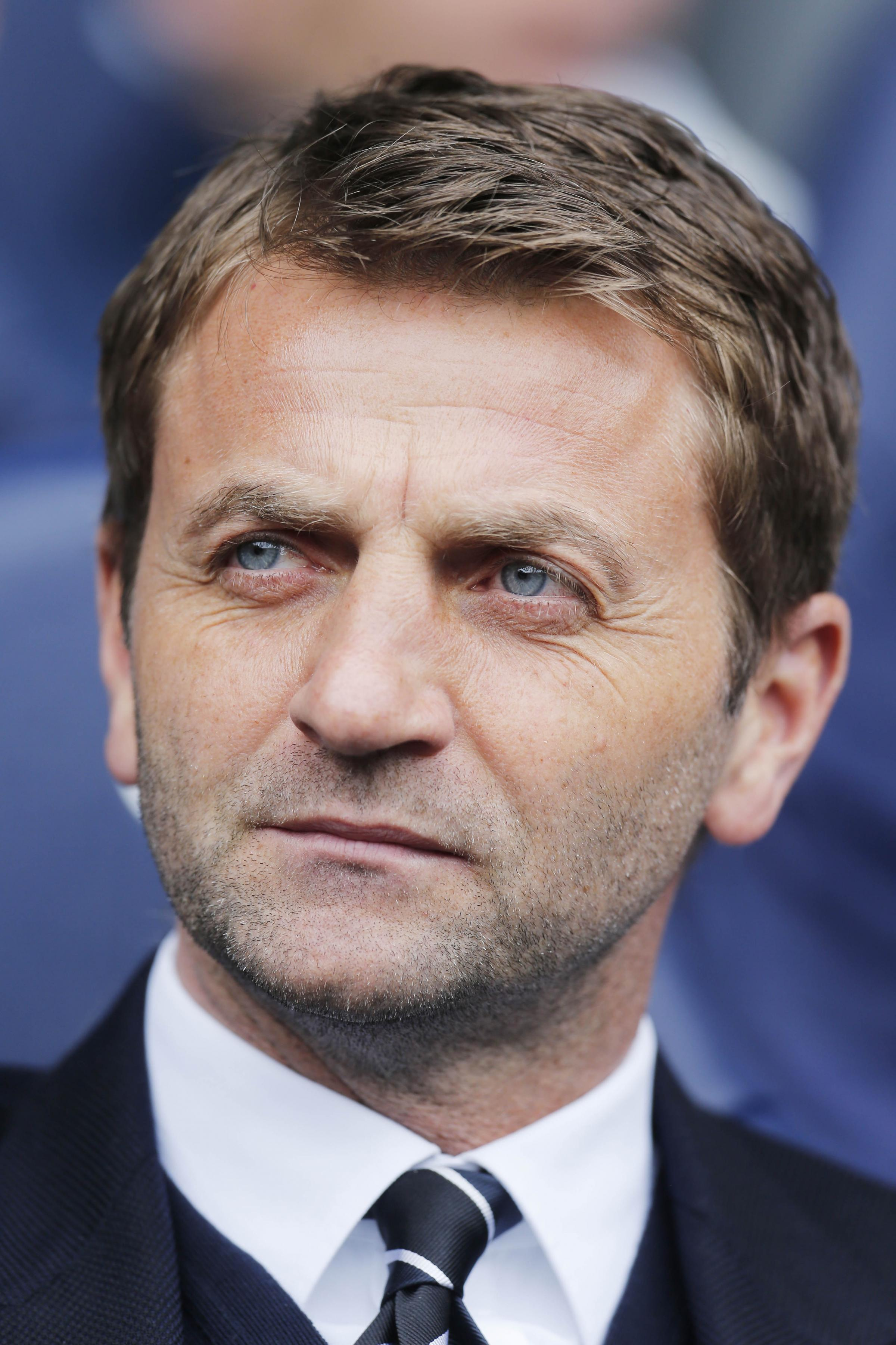 Tim Sherwood has turned down the West Brom job. Picture: Action Images