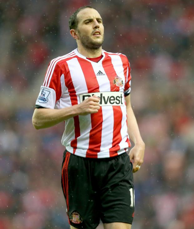 Haringey Independent: John O'Shea was a key figure as Sunderland avoided relegation last term. Picture: Action Images